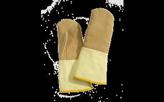 Aramide handschoenen tot 500 ° C