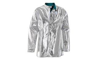 Aluminiumisierte Kleidung