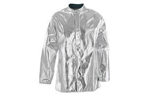 Aluminized clothing AluSoft