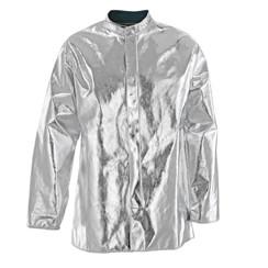 Aluminiumisierte Jacke V3TCKA
