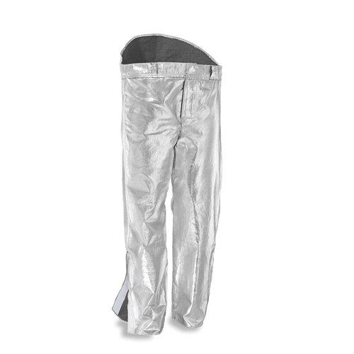 Gealuminiseerde broek V4TCKA