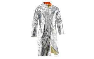 Aluminized garments