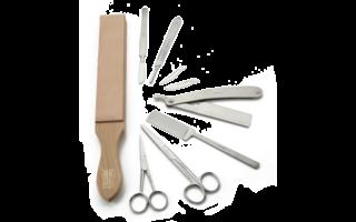 Instrumentos de disección