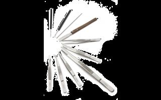 Dissectie-instrumenten