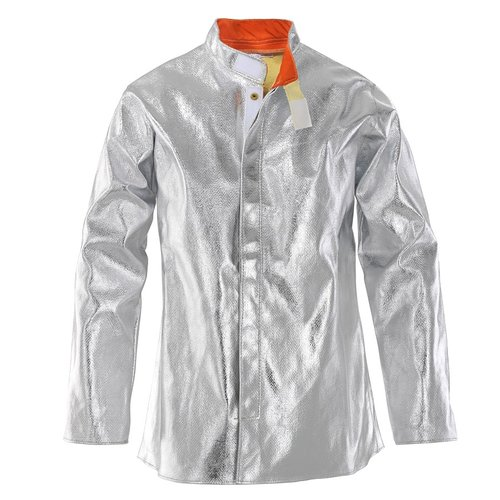 Aluminiumisierte Jacke V3KA