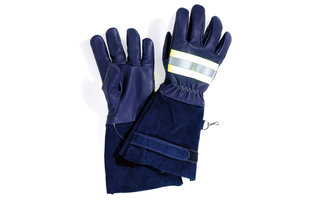 Firefighters gloves