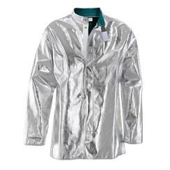Gealuminiseerde kleding AluSoft- FR katoen gevoerd