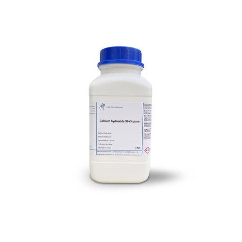 Calciumhydroxide 96+%, gebluste kalk, puur