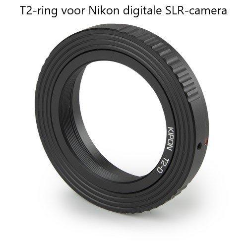 Anillo T2 para cámara SLR digital Nikon
