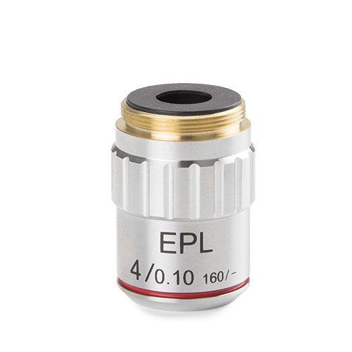 E-plan EPL 4x/0,10 objectief. Werkafstand 37,0 mm