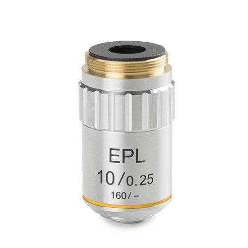 E-plan EPL 10x/0,25 objectief. Werkafstand 6,61 mm
