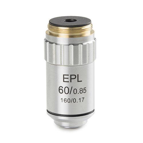 E-plan EPL S60x/0,85 objectief. Werkafstand 0,20 mm