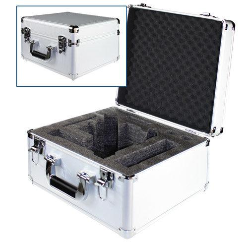 Aluminium koffer voor EduBlue-serie