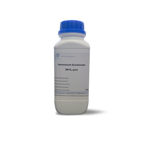 Bicarbonato de amonio 98 +%, puro