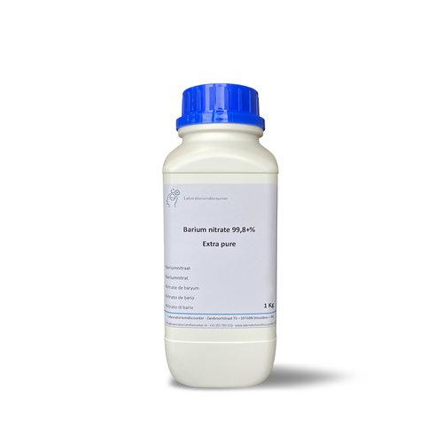 Bariumnitrat 99,8 +% Extra rein
