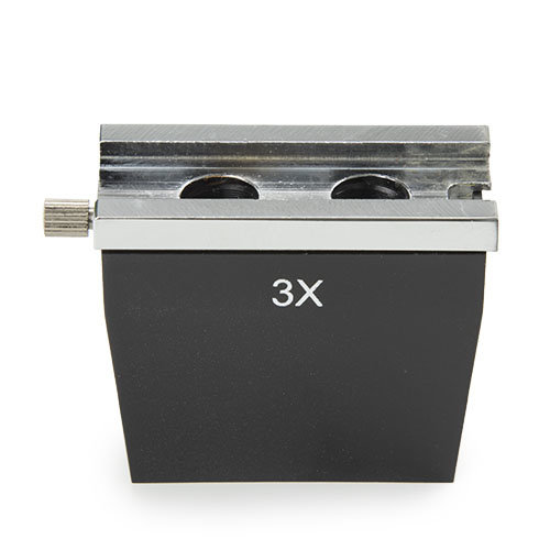 Achromatisches Objektivpaar 3x