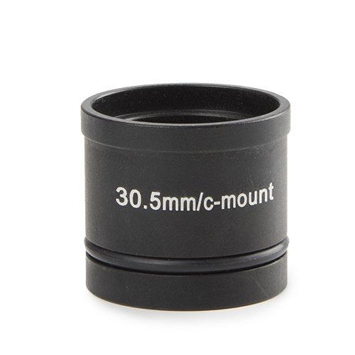 Adaptador de tubo de 30,5 mm a 23,2 mm para oculares de microscopio estereoscópico