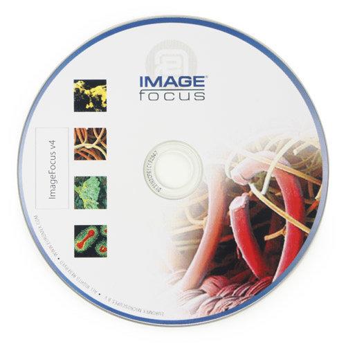 CD-ROM met Image Focus 4.0