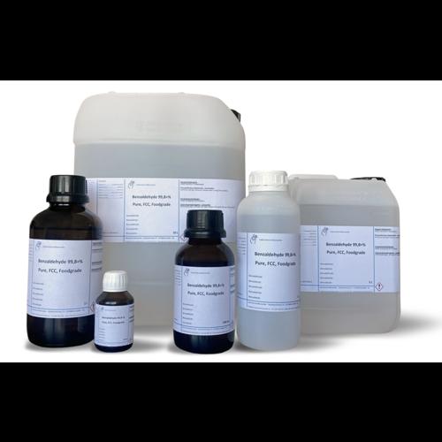 Benzaldehyde ≥99,8 +%, rein, FCC, Lebensmittelqualität