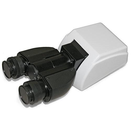 Cabezal ergonómico basculante de 5 a 35 °. Para sistemas ópticos iScope infinitamente corregidos