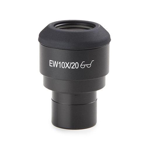 EWF 10x/20 mm oculair, Ø 23,2 mm tubus