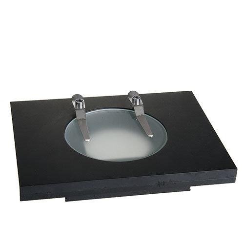 185 x 145 mm tafel met 50 x 50 mm X-Y kruistafel voor DZ serie