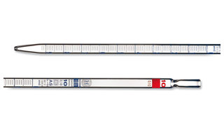 Volumetric and  measure pipettes