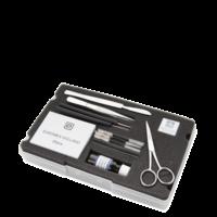 Kit de disección profesional de 10 piezas en caja de plástico