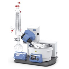 Evaporadores rotativos RV 10 digital V.