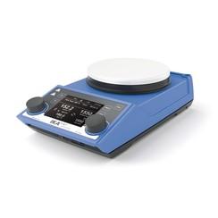 Magneetroerder met weegschaal RET control-visc white