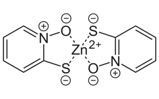 Piritiona de zinc