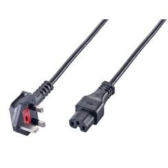 H 11 Mains cable UK plug