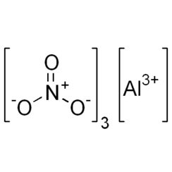 Aluminium nitrate nonahydrate ≥98%, extra pure