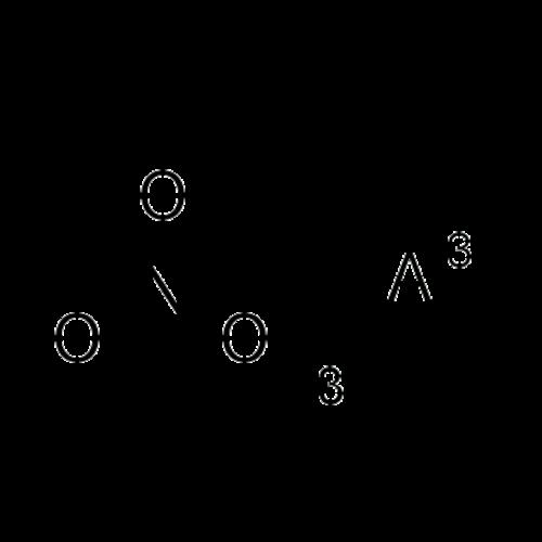 Aluminiumnitraat nonahydraat ≥98 %, extra puur