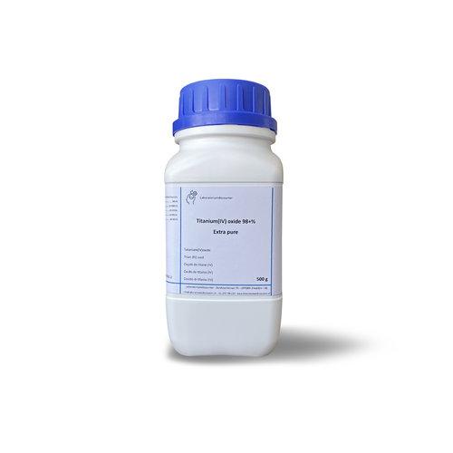Titanium(IV) oxide ≥98 %, extra pure