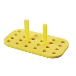 Floating tube rack 1