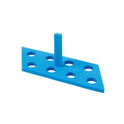 Floating tube rack 2