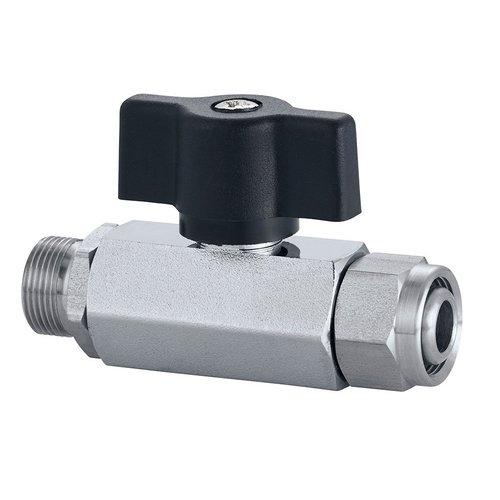 Ball valve M16x1