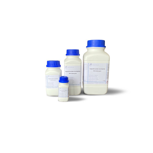 Acetato de cobre (II) monohidrato 99 +% extra puro