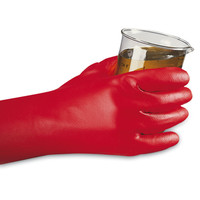 Chemical protection gloves AlphaTec® 15-554 (ex PVA™)