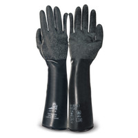 Chemical protection gloves Butoject® 897+