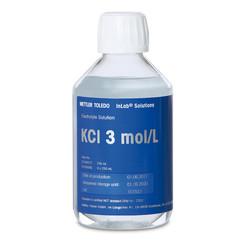 Electrolyte KCl 3 mol/l