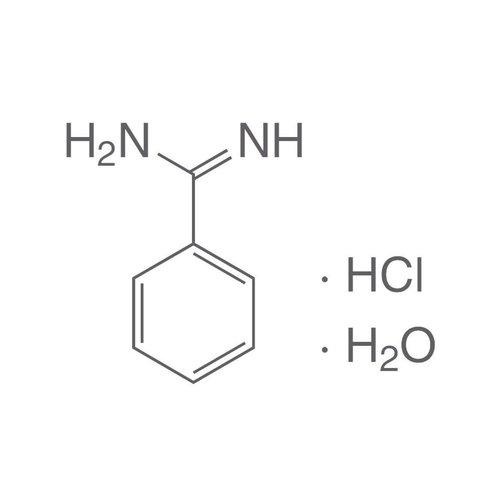 Benzamidine hydrochloride monohydraat 98+%
