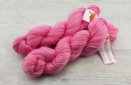 Alpaka/Seide  - Rosé