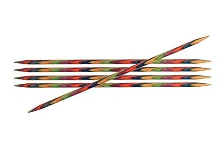 Knitpro Knitpro Symfonie Nadelspiel 3,5 mm -15 cm