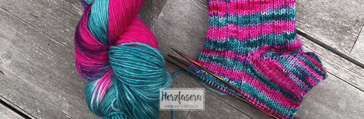 Deutsche Sockenwolle