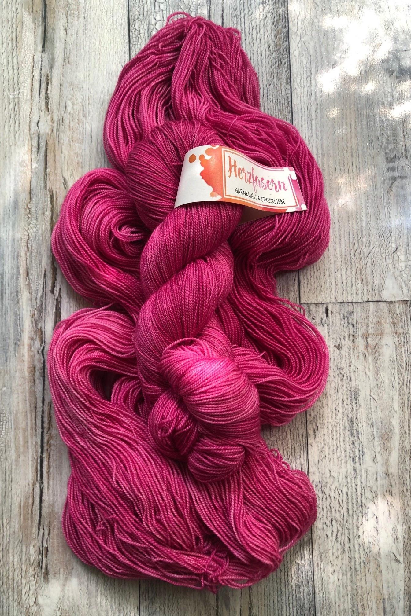 Lace Merino 600 -  Raspberry