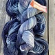 Herzfasern Sockenwolle - Blue Men
