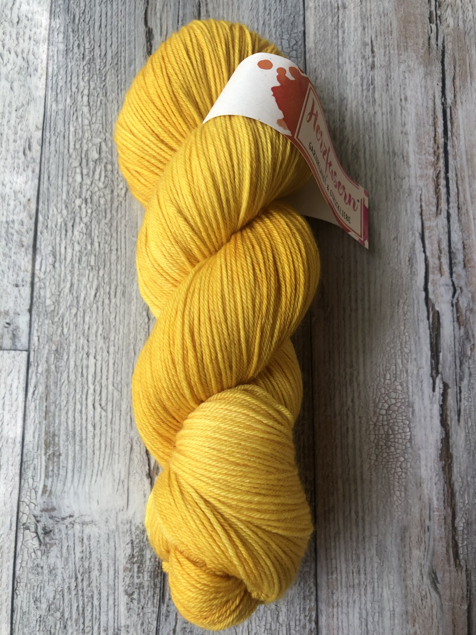 Herzfasern  Merino 400  - Golden October