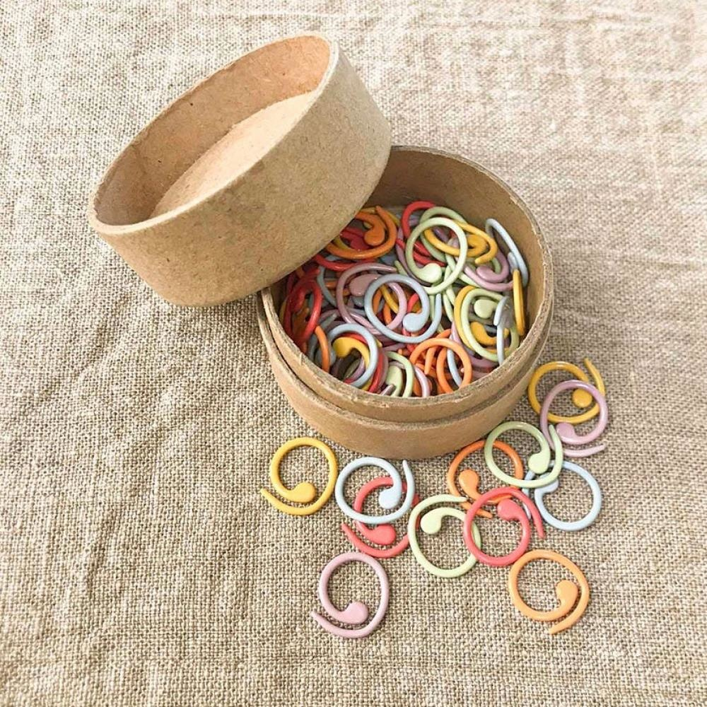 Colores split ring markers